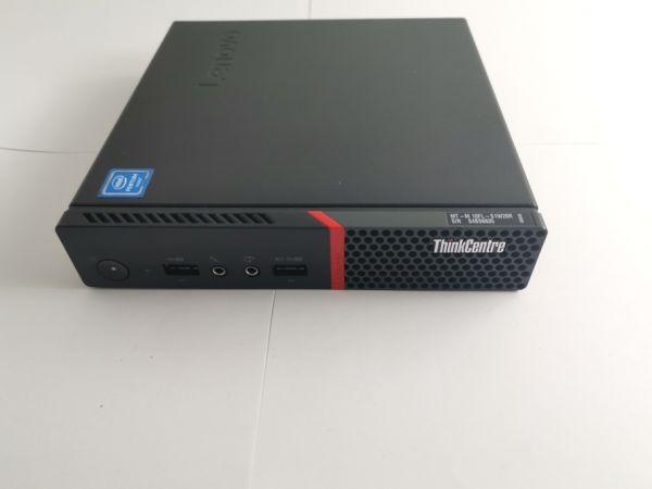 LENOVO ThinkCentre M900 Tiny Intel Pentium 8 GB Ram SSD Konfigurator A Ware